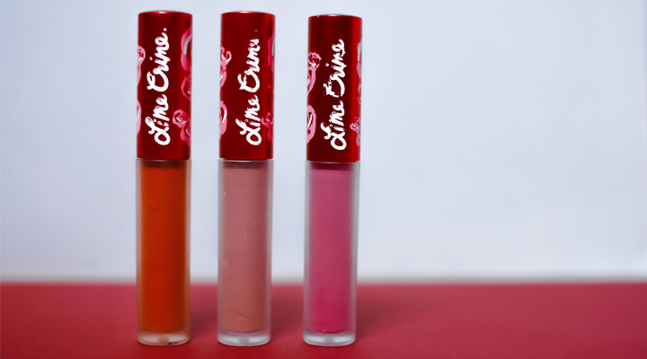 Mes Must Have Beauté #1 |  Les Matte Velvetines de Lime Crime